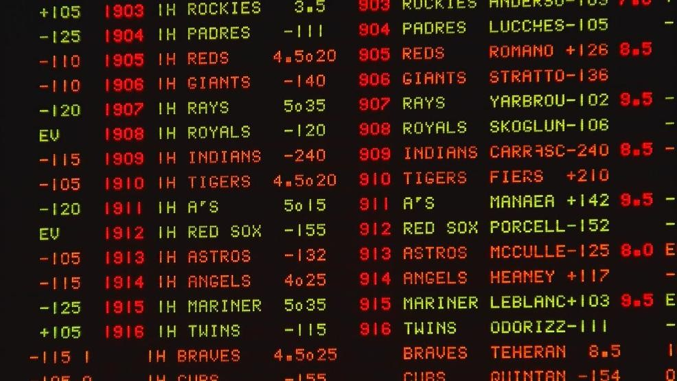 Could Nevada take a hit now that sports betting could be legalized in more U.S. states?